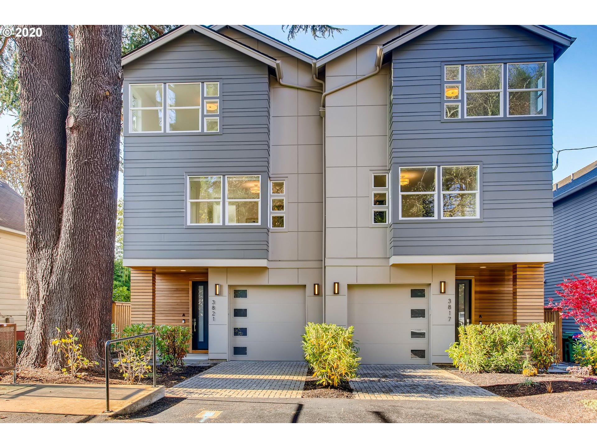 3821 SE 43rd AVE, Portland, OR 97206